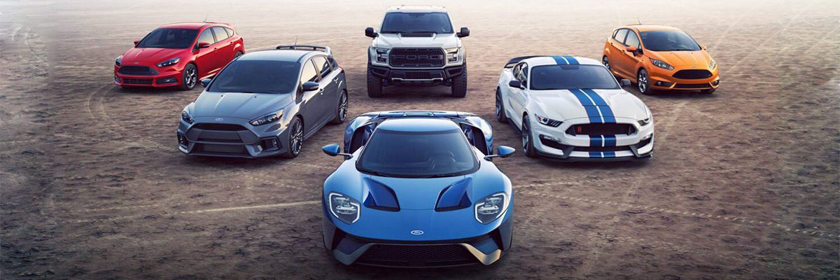 2020 New Ford Lineup