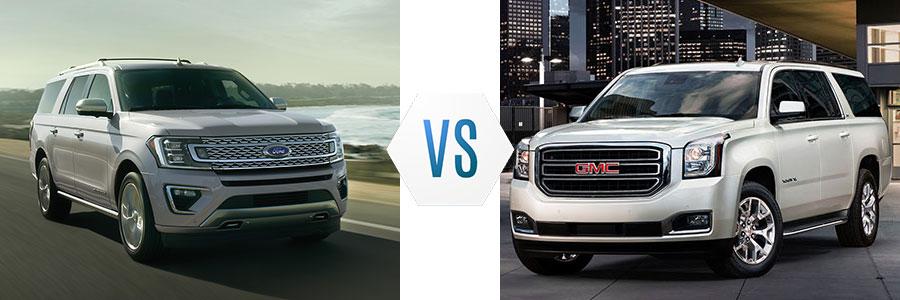 Ford Expedition vs GMC Yukon