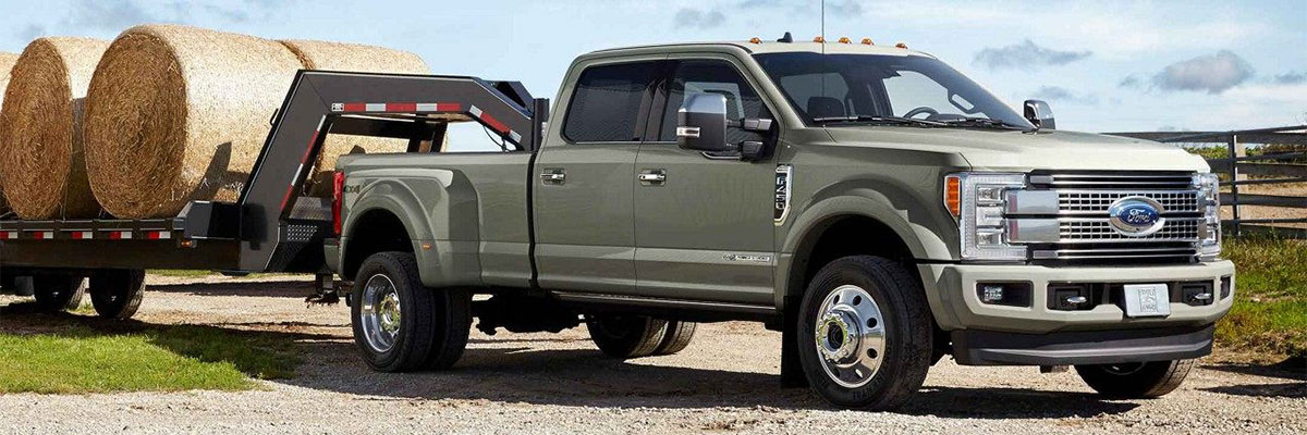 New Ford Super Duty F 450 Drw