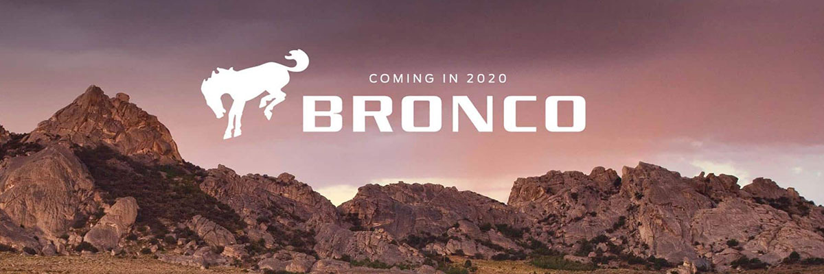 2021 Ford Bronco Denver Colorado