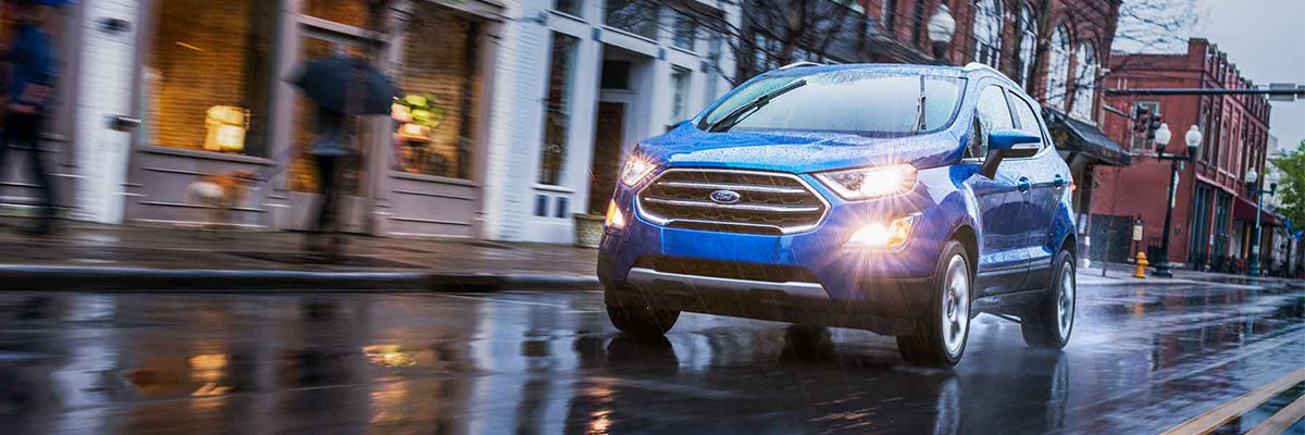 Ford EcoSport Denver Colorado