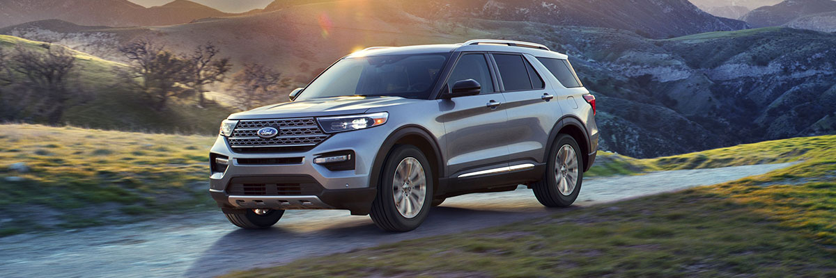 2020 Ford Explorer Denver Colorado