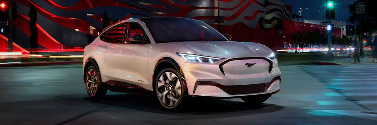 2020 Ford Electric Cars