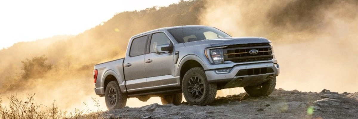 2021 Ford F-150 Tremor Preview