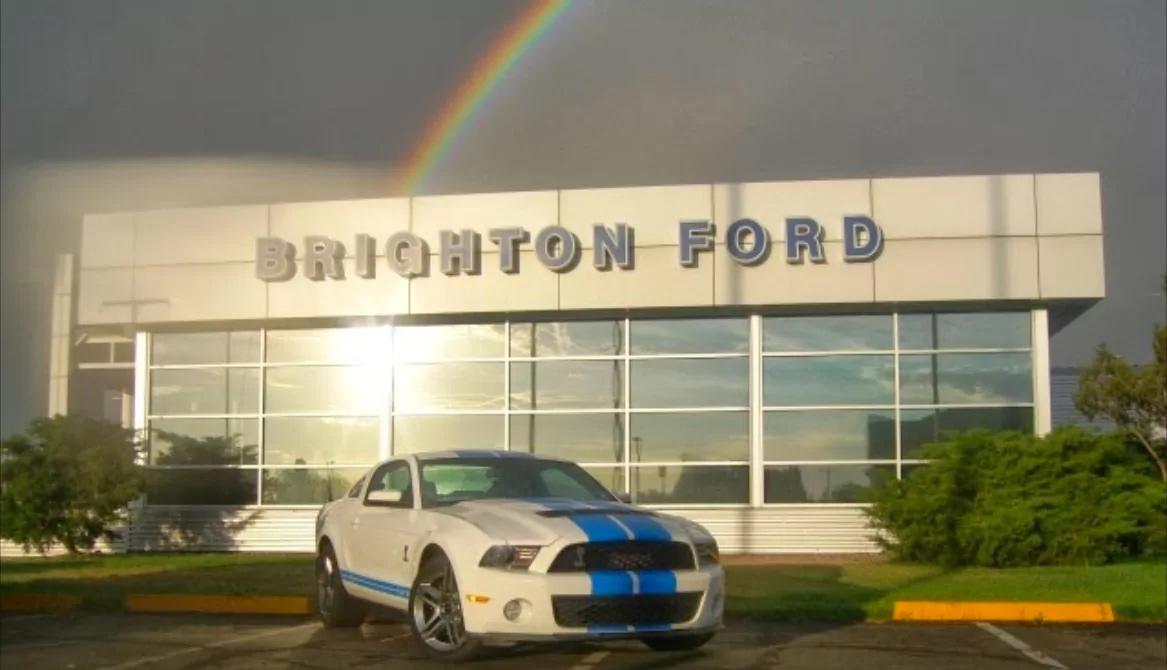 Brighton Ford Dealership